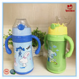 Stainless Steel Vacuum Flask Water Bottle for Kid