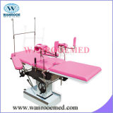 Multi-Purpose Birthing Bed for Parturition Operation