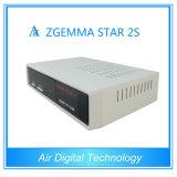 Airsat Professional Satellite Receiver Manufacturer Zgemma-Star 2s Receiver Satellite Full HD Media Player 3D Zgemma Star