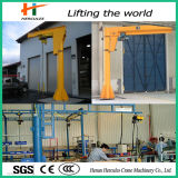 Jib Crane Used in Workshop Warehouse and Yard