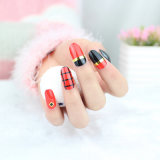 Hot Sale 12PCS Nail Art Sticker Wholease with Private Label