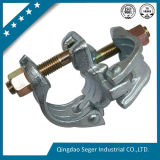 Scaffolding Swivel Coupler with Ribbings