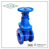 BS3464 Standard Cast Iron Non Rising Stem Gate Valve