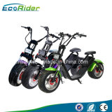 60V 1200W Big Electric Harley Scooter Citycoco with Easy Detachable Battery Pack
