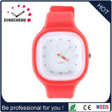 2015 Red High Quality Fashion Charm Jelly Watch (DC-978)