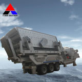 Granite Portable Crushing Plant, Mobile Crusher