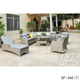 Outdoor Sofa Sets, Patio Rattan Furniture, Garden Sofa Sets (SF-348)