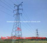 220kv 2D2 Sz3 Double Circuit Transmission Tower