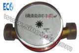 Brass Body Single Single Jet Dry Dial Water Meter