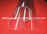 Clear Lower Oh Ppm Quartz Glass Tube (W033)