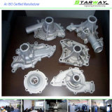 Customized Auto Spare Casting Parts with CNC Machining (Metal Parts)