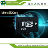 Free Adapter and Logo for 8GB Memory Card