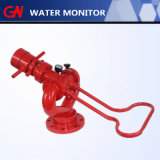 High Quality Portable Water Pressure Flange Fire Monitor for Fire Fighting