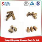 New Product, Sandstone Diamond Segments, for Wet Cutting Granite/Marble/Concrete