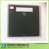 6mm Tempered Printing Panel Glass for Weighting Scale