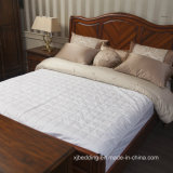 Quilted Cotton Mattress Pad Fitted Sheet