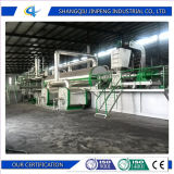 Continuous Waste Tire Recycling Pyrolysis Plant Xy-9