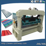 High Quality Roofing Tile Cold Roll Forming Machine