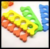 New Colorful EVA Toe Nail Separators