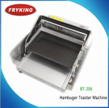 Stainless Steel Hamburger Toaster for Food Shop