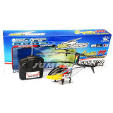 En-71 Approval 1: 24 Model Toy R/C Helicopter with Gyro (10213004)