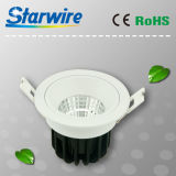 Cl09-B03 High Lumen Dimmable 9W COB LED Downlight