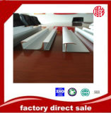 Aluminium Extrusion Anodized Matted Tube Profile for Kitchen Cabinet