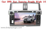 Car DVD Player for Toyota Prado High 14 with Bluetooth