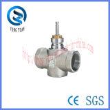 2-Way (cold / hot) Screw Motorized Valve Body for HVAC (VC-236-32)