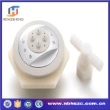 Flat Spray Shower Head Bathroom Accessories