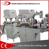 2 Station Hydraulic Die Cutting Machine