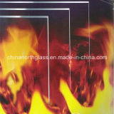 5-19mm Clear Fire-Rated Glass, Borosilicate Glass