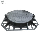 En124 D400 D. I. Sewer Construction Manhole Cover