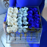 Luxury Acrylic Flower Box Promotional Gift Items