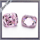 High Quality CZ Light Pink Synthetic Diamond for Silver Jewelry