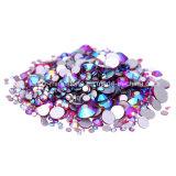 Nice Quality Fuchsia Ab Ss20 Non Hot Fix Crystal Rhinestone Stone Accessories* (FB-ss20 fuchsia ab)