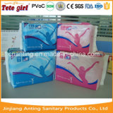 280mm Ultra Thin Breathable Comfortable Perforated Film Ladies Sanitary Pads