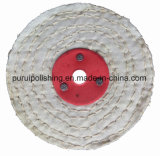 "4""X1"" Sisal Buffing Polishing Wheel for Metal"