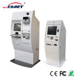 Slim Free Standing Fast Food Ticketing Kiosk