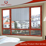 Thermal Break Aluminium Alloy Glass Casement Window with Integral Shutters