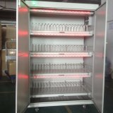 24-72 PCS Charging Battery Power Cabinets for Hotel and Showroom