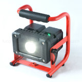 10W Portable Work Light with CREE and Lens with Protection Bracket