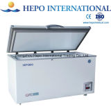 High End Large Capacity Top Open Chest Deep Freezer