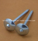 Galvanized Twisted Shank Roofing Nails with Washer