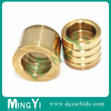 Precision Brass Metal Guide Bush with Oil Groove Dies