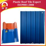 Lasting Color Asapvc Anti Aging Roofing Tile