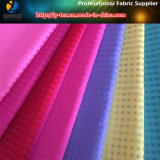 Organza Plaid, Polyester Fabric for Dress