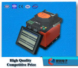 Fast Fibre Connection FTTH Fiber Optic Fusion Splicer with Cleaver