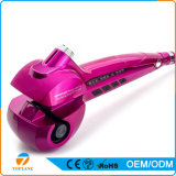 New Design Hair Curler with Steam Spray Ceramic Hair Roller Magic Curling Wand Steam Curls Styler