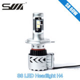 High Quality 60W S8 Car Light H4/9003 LED Headlight Auto Headlight Kits